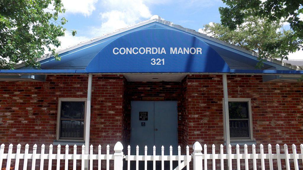 Concordia Facility Ouside